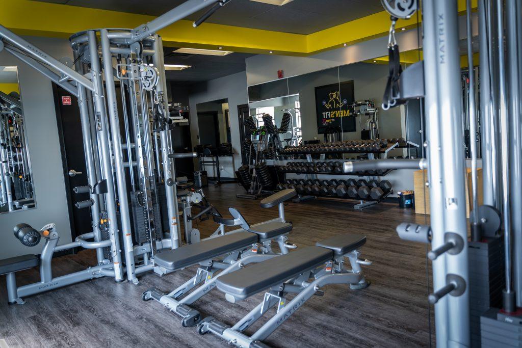 Matériel entraînement gym DivasFit Élite