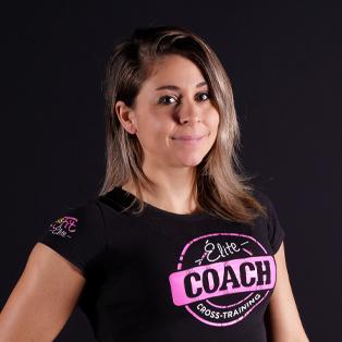 Photo Isabelle coach chez DivasFit