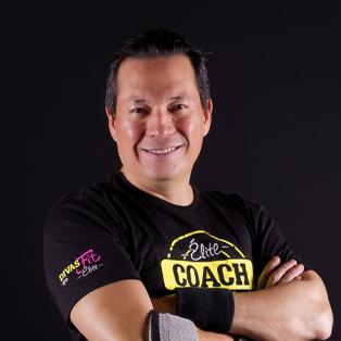 Photo Jaime coach chez DivasFit