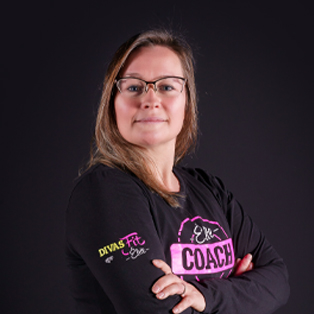 Photo Jessica coach chez DivasFit