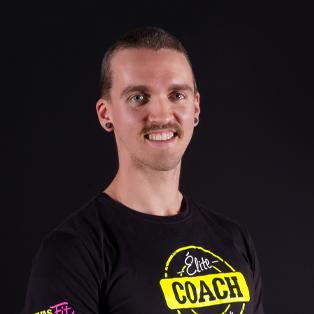 Photo Lawrence coach chez DivasFit