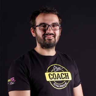 Photo Mathieu coach chez DivasFit