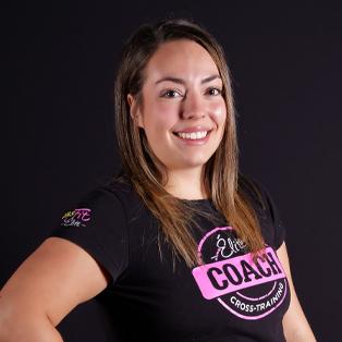 Photo Melissa coach chez DivasFit
